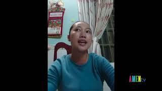 """Nguyễn Thùy Dương, người ném dép nói về """"động cơ"""" hành động"""
