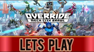 OVERRIDE : Mech City Brawl - Missions 4 & 5