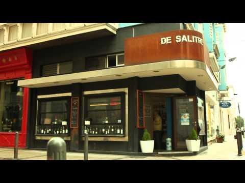 Bar Salitre, Santander.