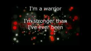 Warrior by Demi Lovato Piano Karaoke in a Lower Key