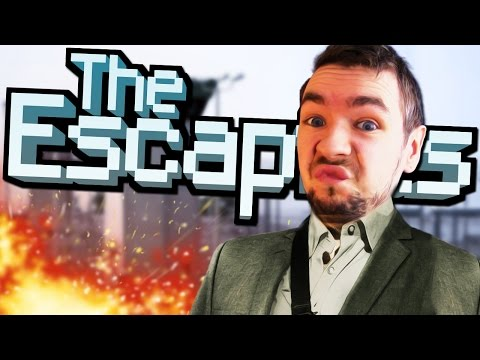 THE A-TEAM | The Escapists #28