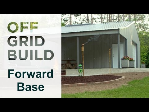 Starting a Build - Setting up a Forward Base