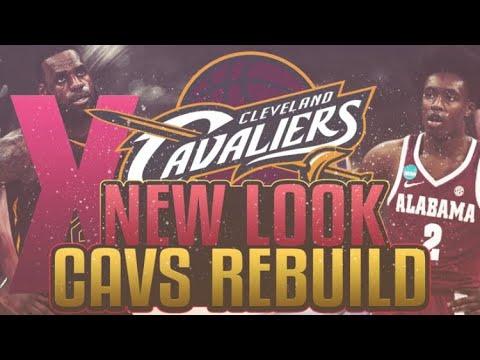 POST LEBRON ERA! CAVS REBUILD! NBA 2K18