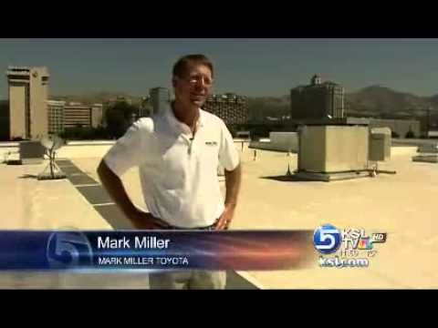 Mark Miller Toyota Green Dealership Water Story