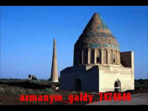 Pälwan Halmyradow Armanym Galdy (Gitara)