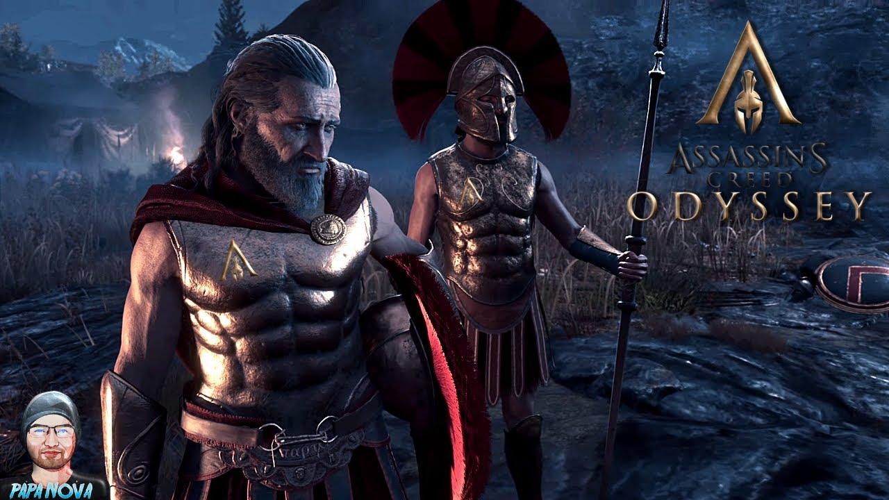 Let's Play Assassins Creed Odyssey ? 001 Leonidas und die 300 german