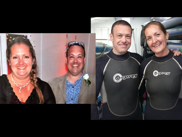Katie and Tony Viney lost 14st 4lbs and are named Slimming World's Couple of the year 2019