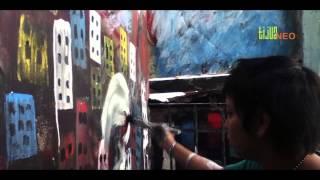 Ciudad Futuro: Un poco de arte en la Zona Norte