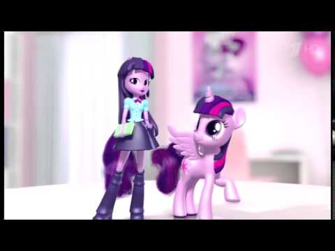 Киндер сюрприз реклама Май Литл Пони РУССКАЯ Kinder surprise trade My Litle Pony RUSSIAN