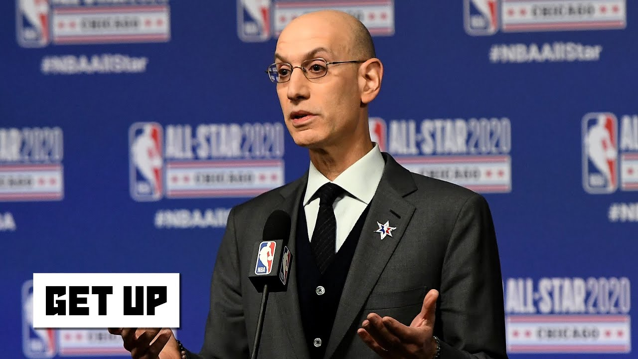 The NBA's plans for players & fans amid coronavirus concerns | Get Up