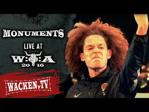 Monuments - Full Show - Live at Wacken Open Air 2016