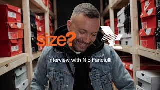 size? x The Warehouse Project - Interview with Nic Fanciulli