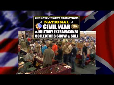 National Chicago Civil War Show and Sale