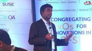 Dharmendra Sunkara, Chief Executive Officer, Fintech Valley, Government of Andhra Pradesh