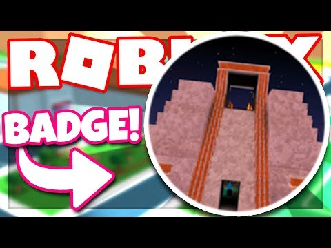 How To Get The TO THE MINES BADGE | Roblox High School