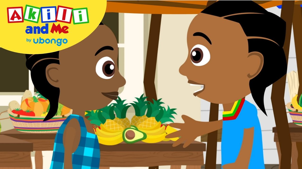 What is a Friend?   Compilations from Akili and Me   Educational Cartoons for Preschoolers