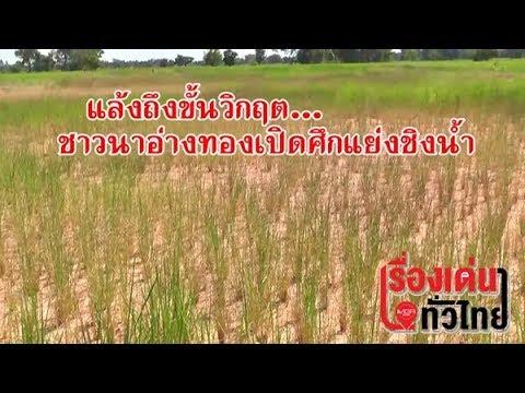ชีวิตชาวนาไทย! ประสบปัญหาภัยแล้งขั้นวิกฤต...เปิดศึกแย่งชิงน้ำ