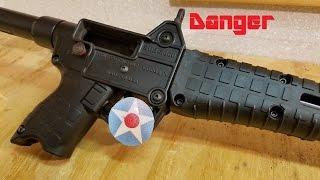 Danger!!! Kel Tec Sub 2000 40 S&W Shooters & Reloaders.
