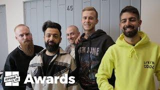 Deutschraps Album des Jahres & beste Produzenten im Jahresrückblick – Hiphop.de Awards 2018