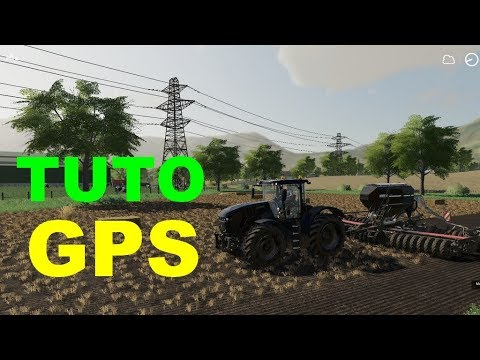Repeat GPS Mod Tutorial | Farming Simulator 19 by ReubyJuice