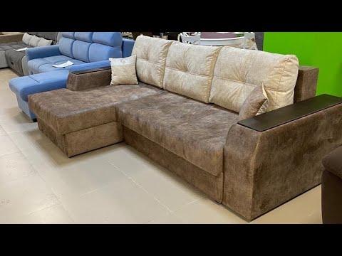 Народный угловой диван для ежедневного сна Оскар на участве ОТК на мебельной фабрике