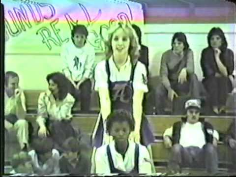 1983 Airport High School Cheerleaders