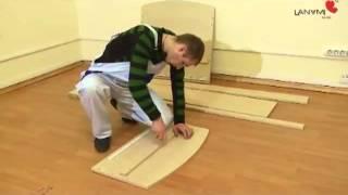 Видео-инструкция по сборке кроватки Lanami Teen