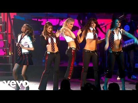Girls Aloud - No Good Advice (Live at Carling Academy)