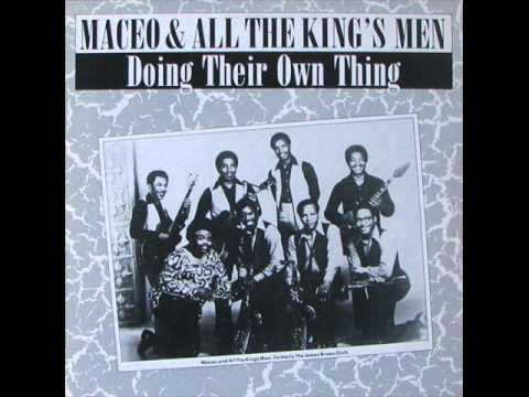 Maceo and all the King's Men -- Mag-Poo
