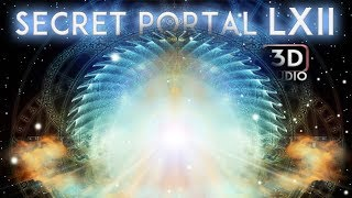 THETA TO DELTA Binaural Beats + POTENT (SECRET PORTAL LUCID DREAM MUSIC) Theta Realms Lucid Dreaming