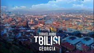 Тбилиси: 9 мест для самостоятельного путешествия / Tbilisi travel-guide