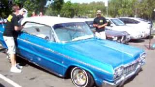 australia lowrider loyalty bbq blue 64
