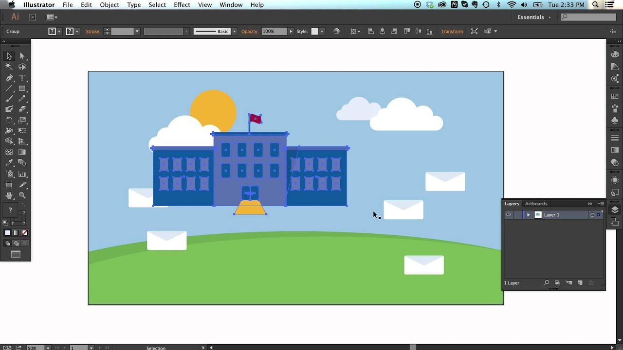 How to separate an object from the background in Photoshop