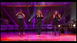 Jessica Sanchez, DeAndre Brackensick, Candice Glover - It Doesn