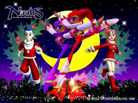 Nights Into Dreams OST:  Dreams Dreams-  Sweet Mix in Holy Night