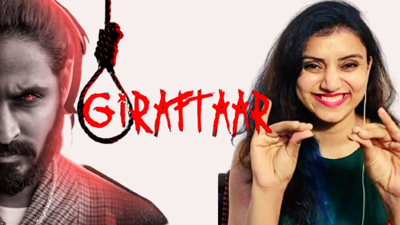 Reaction   EMIWAY BANTAI-GIRAFTAAR (OFFICIAL MUSIC VIDEO)   Praveshika Katoch