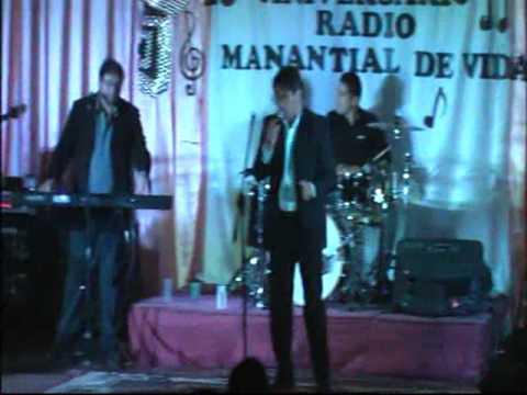 banda genesis mini recital en caleta olivia