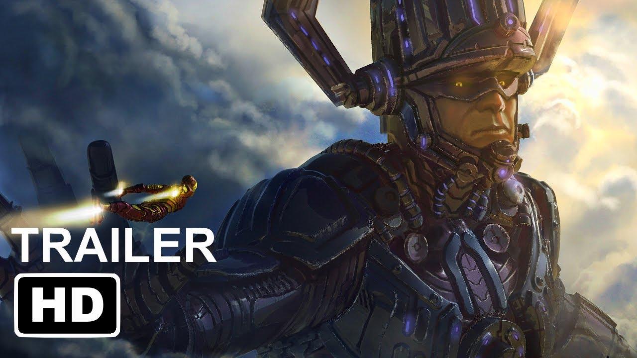 Download Avengers 5: Arrival of Galactus | Teaser Trailer | 2022 | Marvel studios'