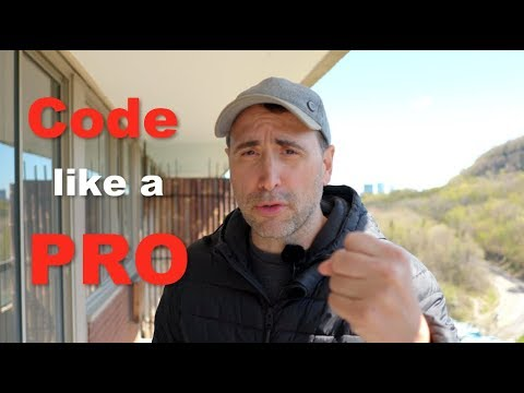 When are you ready to go Pro ... as a Coder?