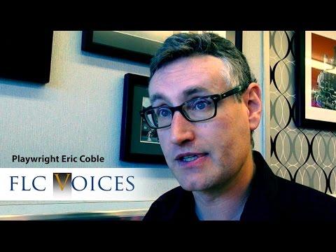 Thumbnail for FLCV: Playwright & Alumnus Eric Coble