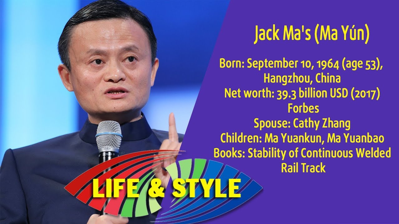 Jack Ma (China's Richest Man) Life Story, Net Worth, Cars, House, Private  Jets, Lifestyle | Alibaba