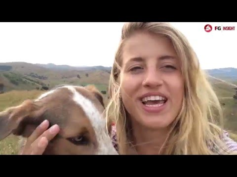 Getting started - Sophie Barnes: My farming life in New Zealand