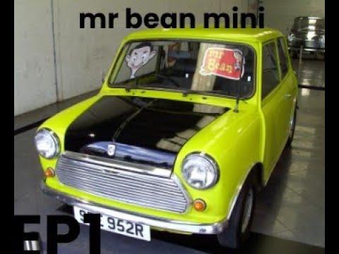 GTA5 Remaking mr bean's mini(EP1)