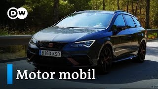 Showdown für Seat Leon Cupra R ST | Motor mobil