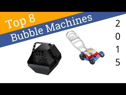 8 Best Bubble Machines 2015