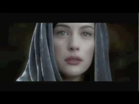 -May it be- by Enya (featured in LotR)