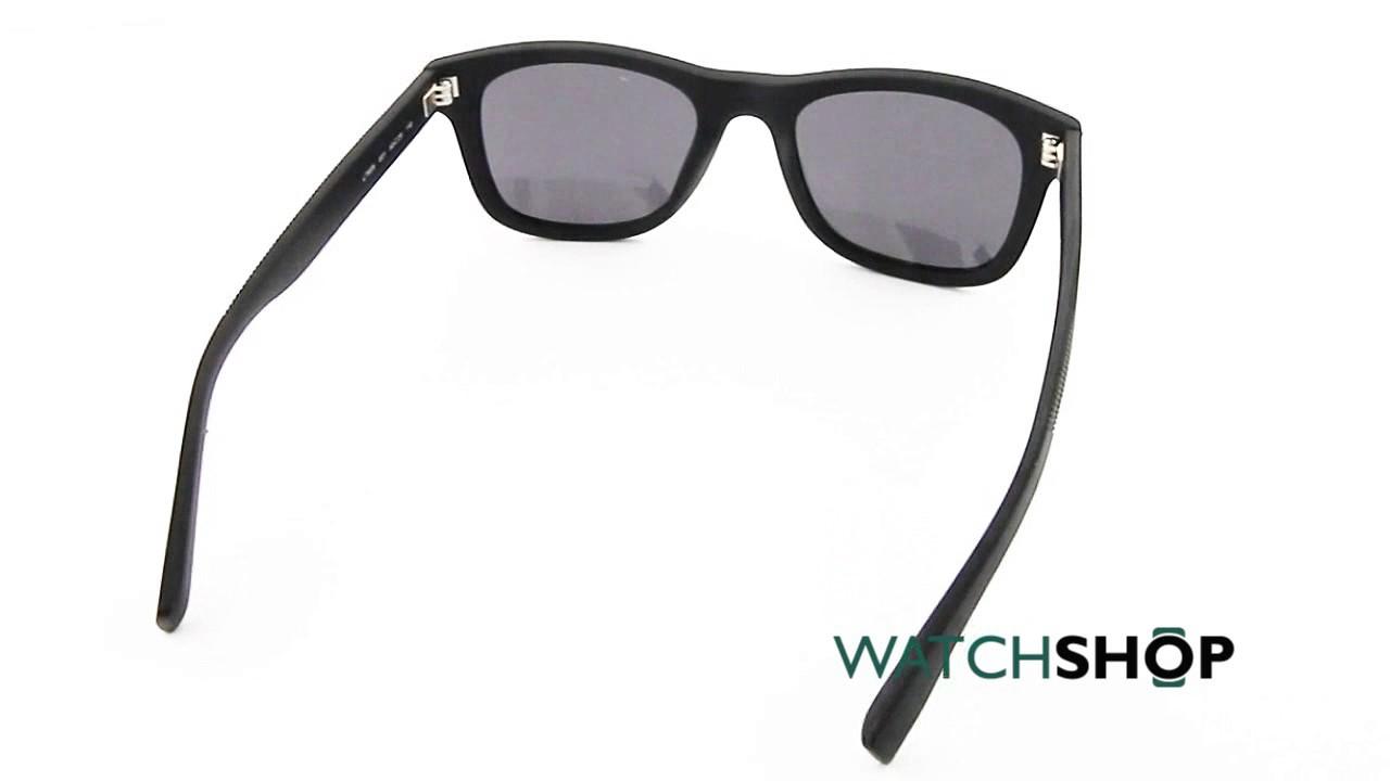 c92ef3a6aa68 Lacoste L790S Sunglasses (L790S-001) - YouTube