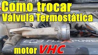 Troca da Válvula Termostática motor VHC [Como Fazer] thumbnail