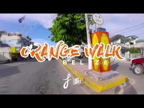Travel in Belize 2  (Orange Walk & Corozal) GoPro whit Zhiyun Smooth Q