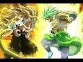 "Dragon Ball Super 2: ""All Battles Of Goku y Broly"" Saiyajin Ultra Instinto - ""Especial """